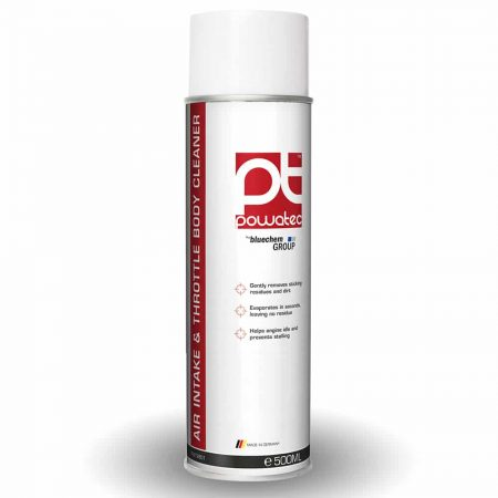 Powatec Air Intake & Throttle Body Cleaner